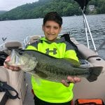 Fishing Camps for Teens